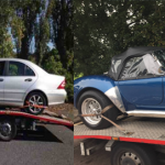 Image of a car transporters