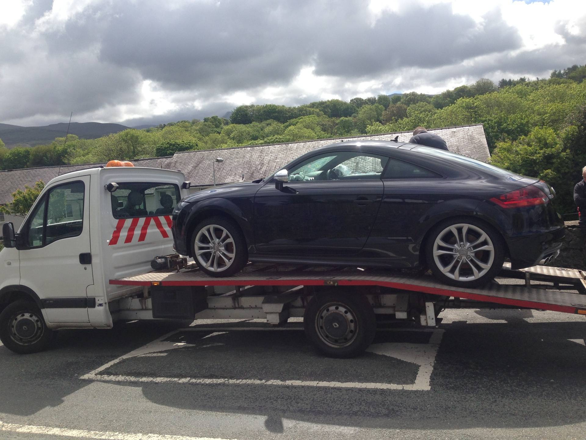 car transporter in chester image for ace car carriers